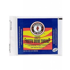 San Franscisco Bay San Francisco Bay Brine Shrimp 8 oz