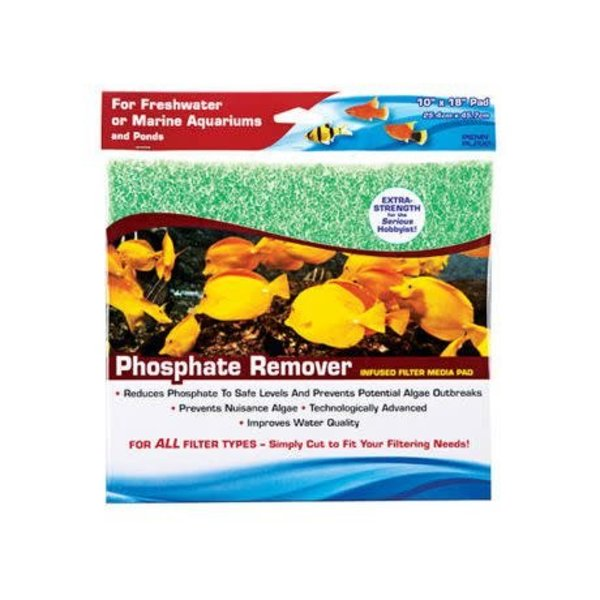 Penn Plax 10 x 18 Cut to Fit Phosphate Pad