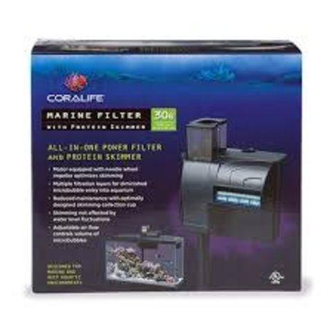 Coralife Marine Filter with Skimmer