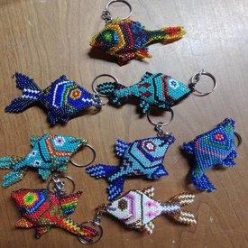 Keychain Assorted Fish