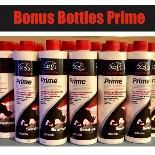 SEACHEM LABORATORIES Prime BONUS Bottle