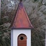 - HEARTWOOD FRENCH VILLA BIRD HOUSE