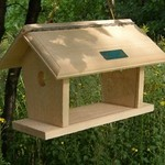 - COVESIDE LARGE BLUEBIRD FEEDER