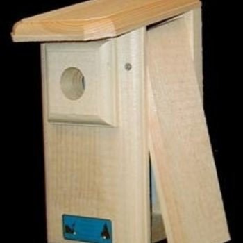 - COVESIDE OBSERVATIONAL BLUEBIRD HOUSE