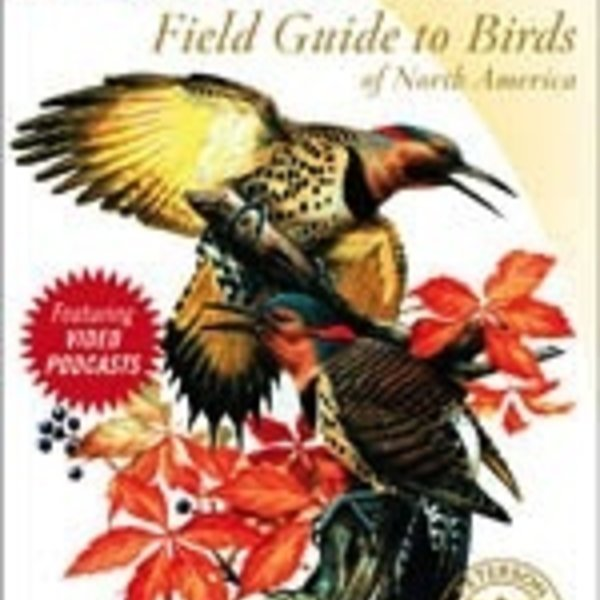 - PETERSON FIELD GUIDE TO BIRDS OF NORTH AMERICA