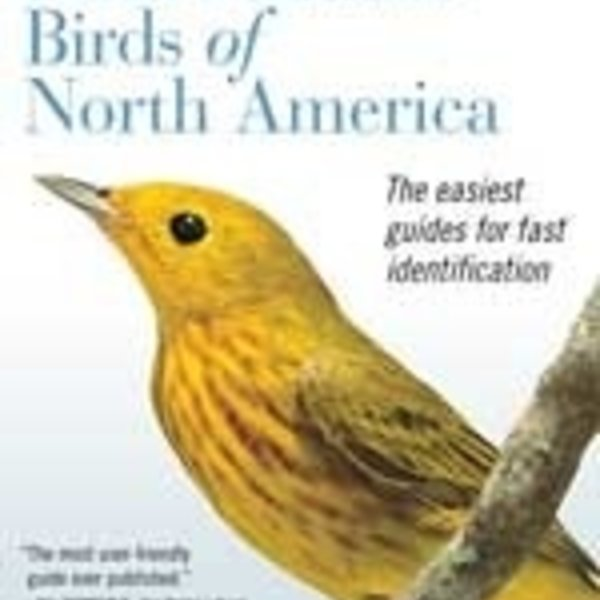 - KAUFMAN FIELD GUIDE TO BIRDS OF NORTH AMERICA