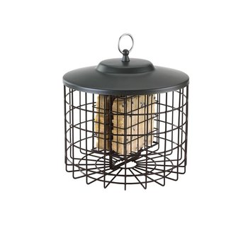 - HIATT SQUIRREL PROOF 2 CAKE SUET CAGE