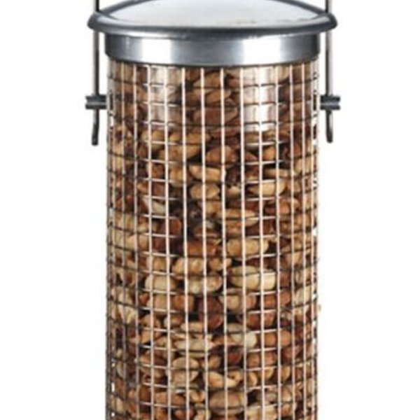- ASPECTS SMALL PEANUT SILO  FEEDER