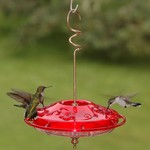 - ASPECTS HUMMZINGER FANCY RED FEEDER