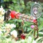 - SONGBIRD ESSENTIALS WINDOW WONDER ONE-TUBE FEEDER