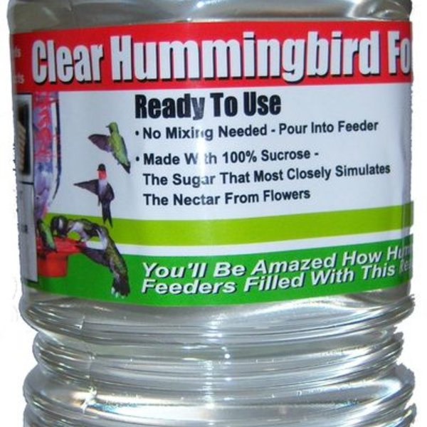 - SONGBIRD ESSENTIALS CLEAR LIQUID NECTAR 1LTR