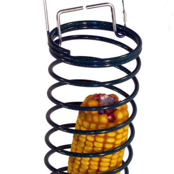 CORN COB FEEDER FOR SQUIRRELS AND CROWS