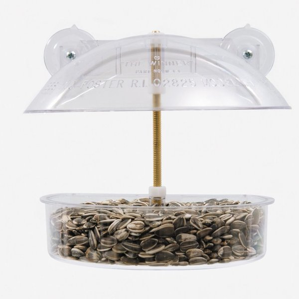 - DROLL YANKEES WINDOW BIRDFEEDER