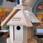 -WOODY'S CAPE COTTAGE SMALL GAZEBO BIRD HOUSE
