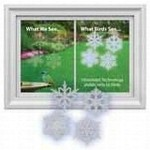 WINDOW ALERT SNOWFLAKE WINDA7