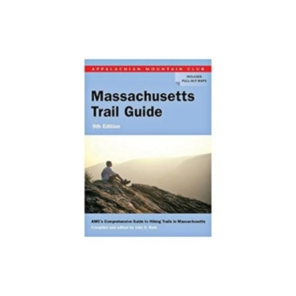 AMC MASSACHUSETTS TRAIL GUIDE WITH MAP 601658