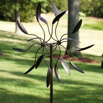 EVERGREEN KINETIC ART LARGE WINDMILL SPINNER 489044