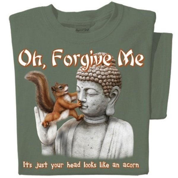 ARUNDALE OH FORGIVE ME TSHIRT