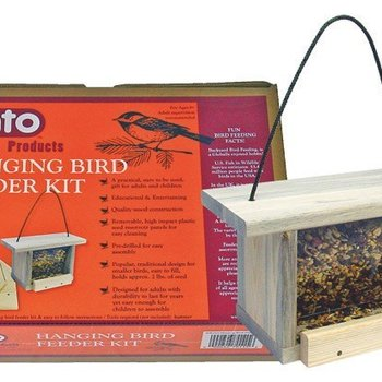 - TWEBER HANGING BIRD FEEDER KIT