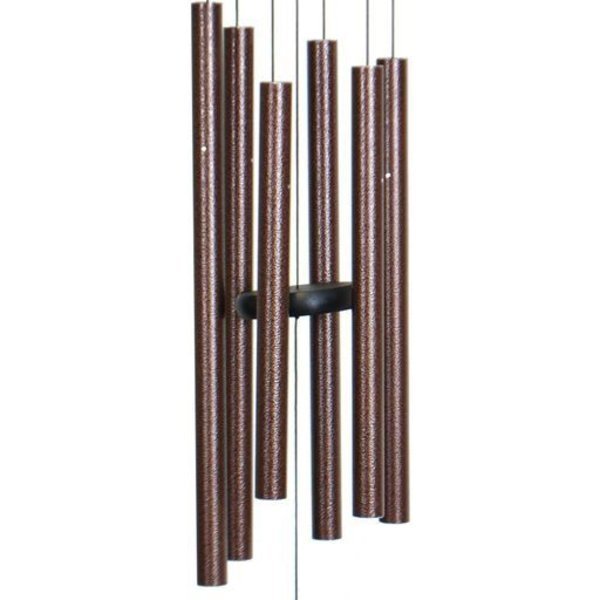 "- MAJESTY BELLS VIENNA CHIMES 29"" COPPER VEIN"