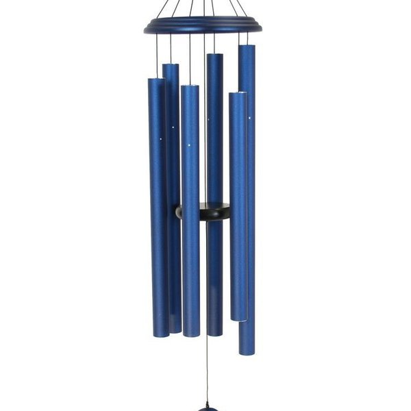 "- MAJESTY BELLS VIENNA CHIMES 36"" MIDNIGHT BLUE"