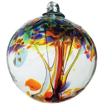 "- KITRAS TREE OF ENCHANTMENT 2"" BALL HAPPINESS"
