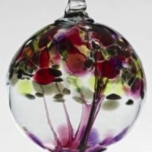 "- KITRAS TREE OF ENCHANTMENT 2"" BALL WISHES"