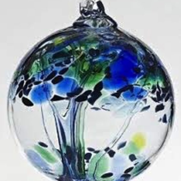 "- KITRAS TREE OF ENCHANTMENT 2"" BALL KINDNESS"