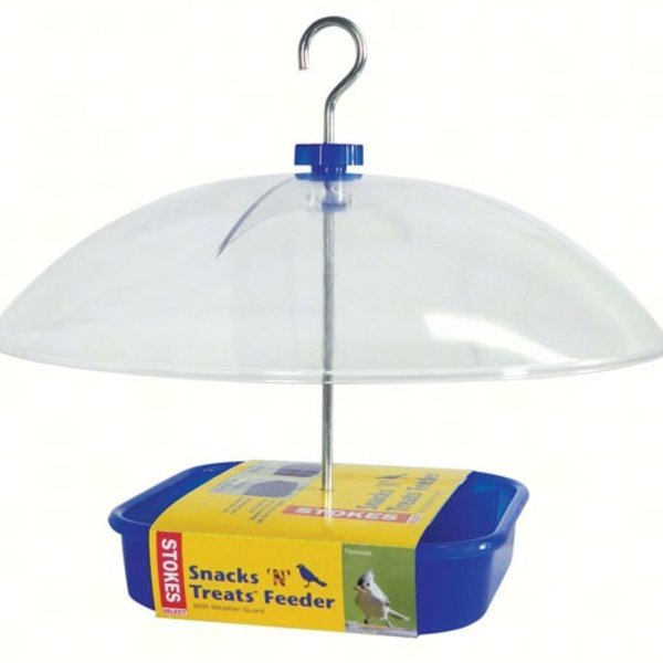 - HIATT SNACKS'N TREATS COVERED MEALWORM FEEDER