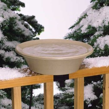 "- 14"" DECK MOUNT EZ TILT HEATED"