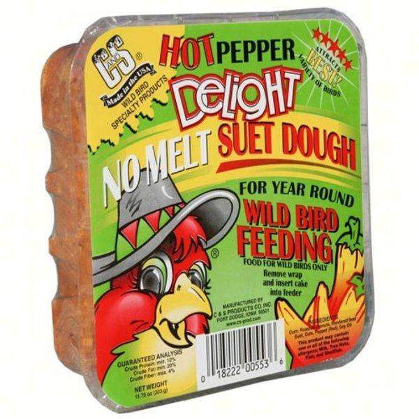 - C&S HOT PEPPER DELIGHT SUET