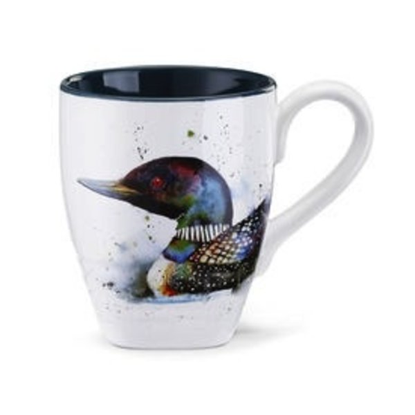 - DEMDACO LOON COFFEE MUG 16OZ