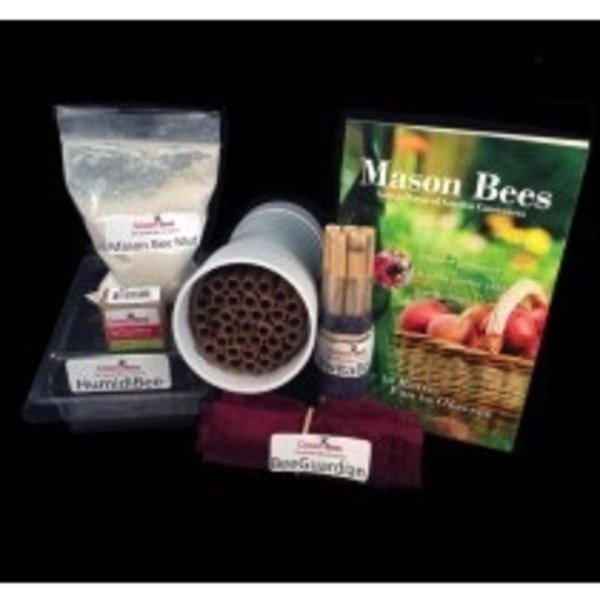 SPRING MASON BEE & SUMMER LEAFCUTTER HOUSE KIT