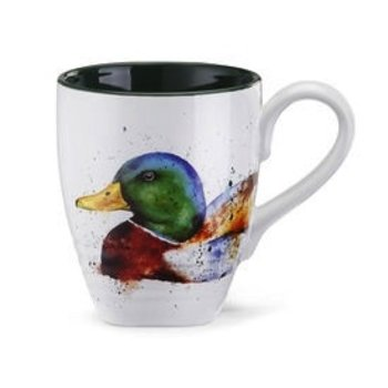 - DEMDACO MALLARD DUCK COFFEE MUG 16OZ