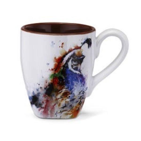 - DEMDACO QUAIL COFFEE MUG 16OZ