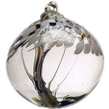 "- KITRAS TREE OF ENCHANTMENT 2"" BALL PEACE"