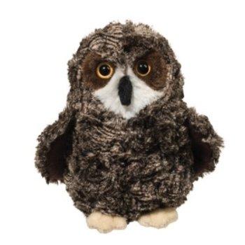 SAW-WHET OWL PLUSH