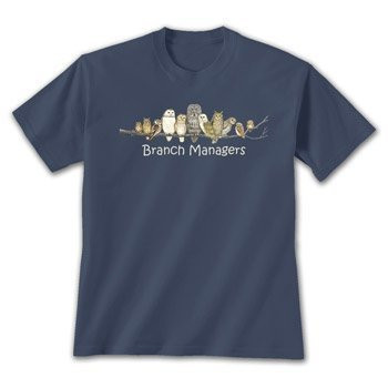 - ESM BRANCH MANAGERS TSHIRT