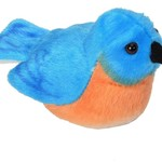 - WILD REPUBLIC AUDUBON BIRDS BLUEBIRD