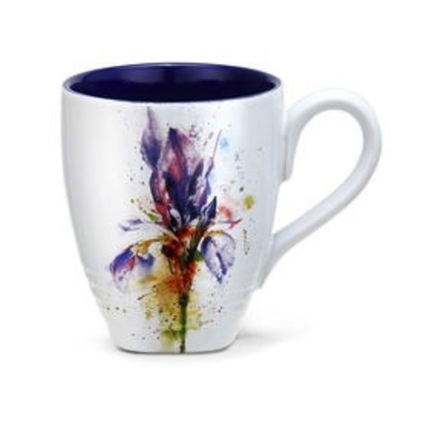 - DEMDACO IRIS COFFEE MUG 16OZ