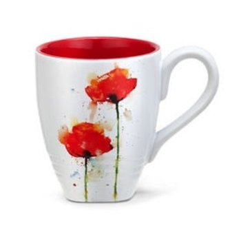 - DEMDACO POPPY COFFEE MUG 16OZ