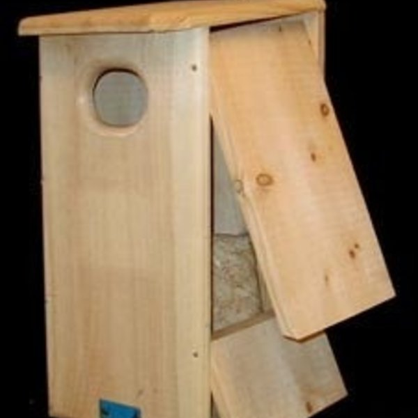 - COVESIDE WOOD DUCK HOUSE LARGE