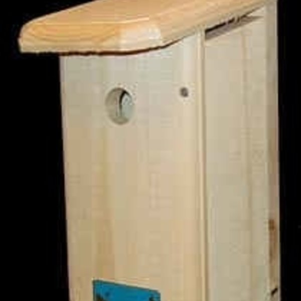 - COVESIDE NUTHATCH BIRDHOUSE