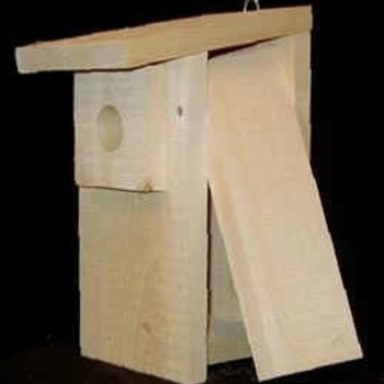 - COVESIDE EASTERN BLUEBIRD HOUSE KIT