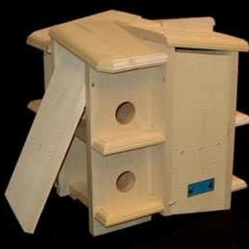 - COVESIDE PURPLE MARTIN HOUSE