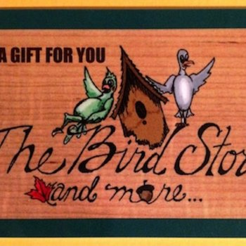 -BIRD STORE GIFT CARD- 25.00