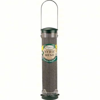 "- ASPECTS 12"" QUICK CLEAN NYJER MESH FEEDER"