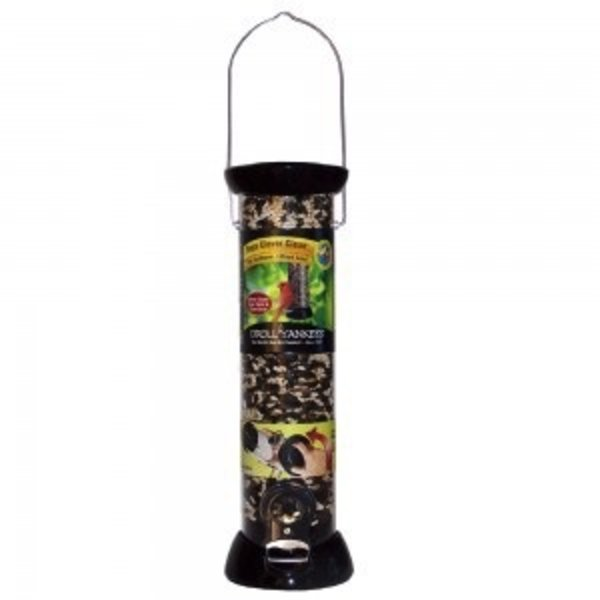 "- DROLL YANKEES 12"" ONYX CLEVER CLEAN SEED FEEDER"
