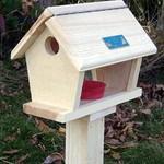 - COVESIDE SMALL BLUEBIRD FEEDER