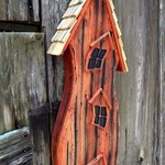 - HEARTWOOD BATTY SHACK BAT HOUSE REDWOOD